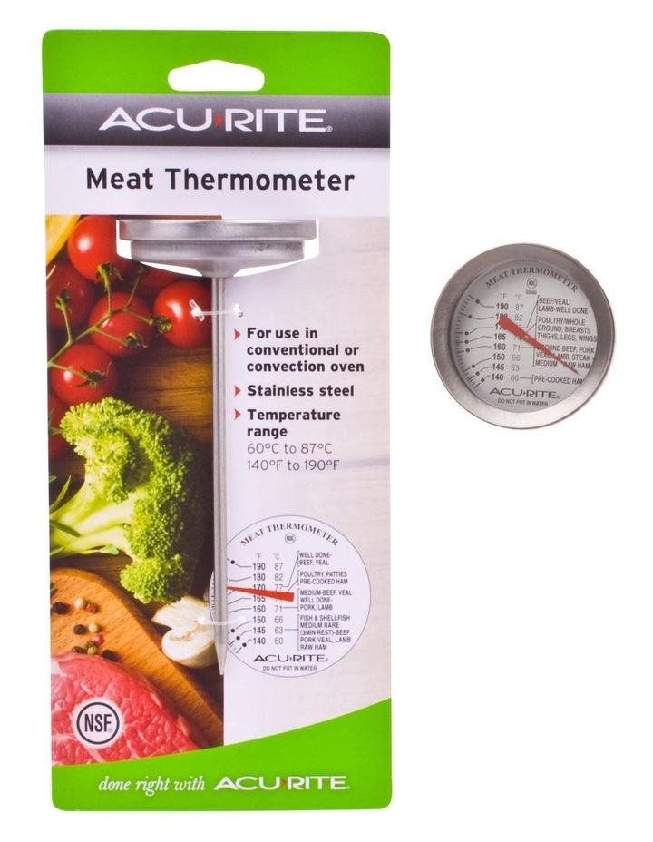 Dial Style Meat Thermometer image 1