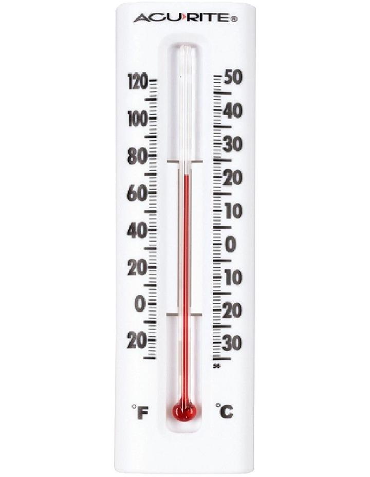 Indoor/Outdoor Wall Themometer image 1