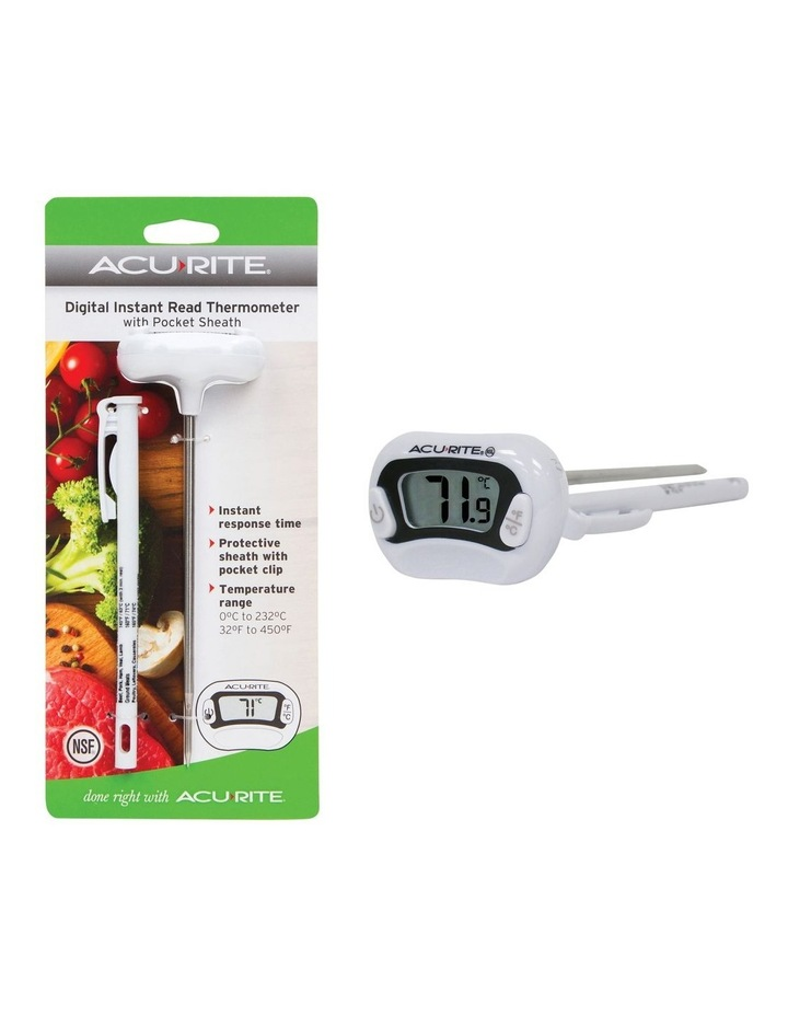 Digital Instant Read Thermometer image 1