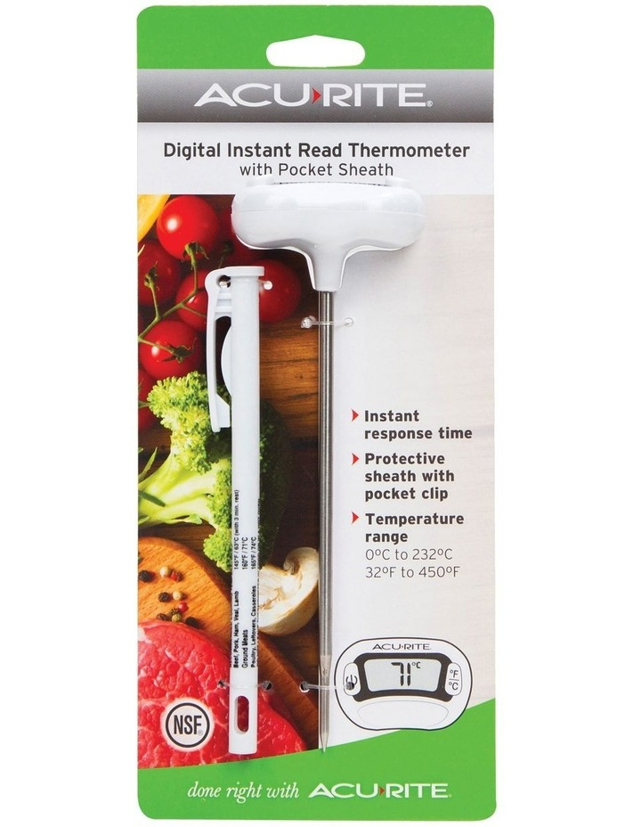 Digital Instant Read Thermometer image 3