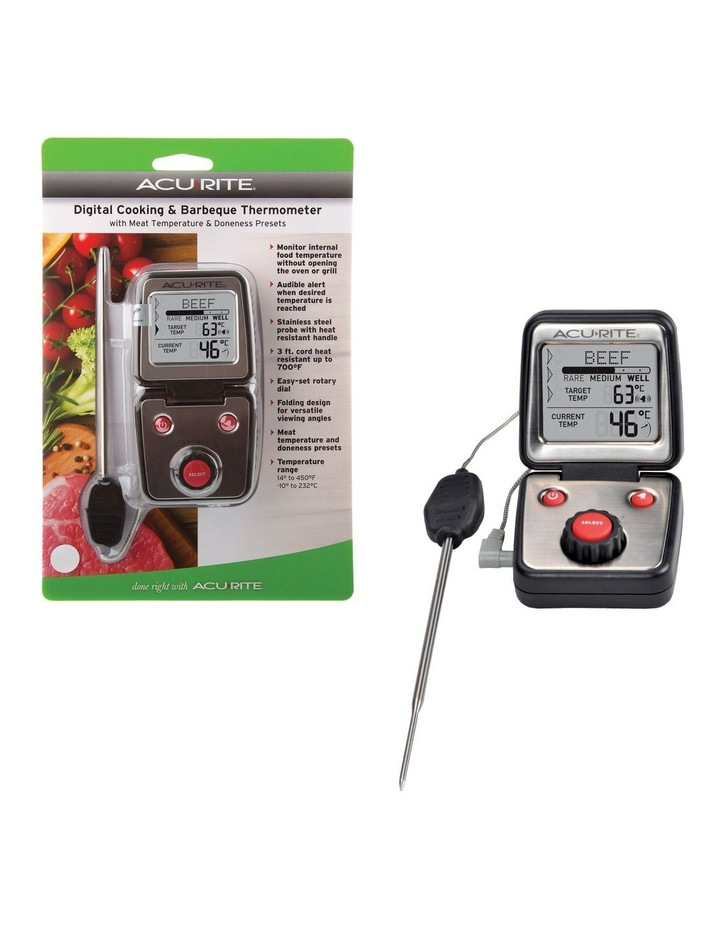 Programmable Meat Thermometer image 1