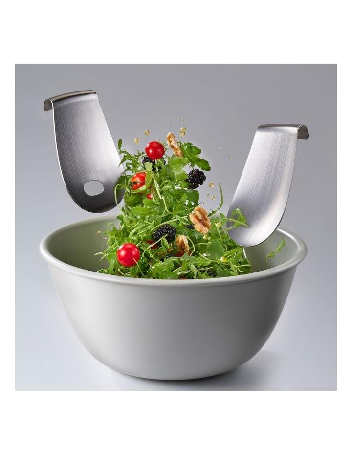 Uno Salad Bowl & Server Set in Stone image 3