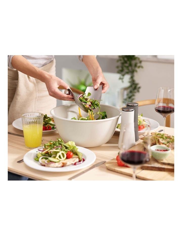 Uno Salad Bowl & Server Set in Stone image 4
