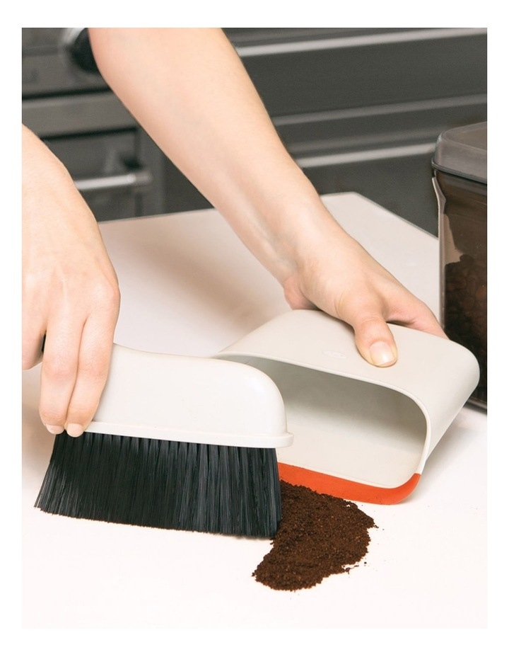 Good Grips Compact Dustpan & Brush set image 2