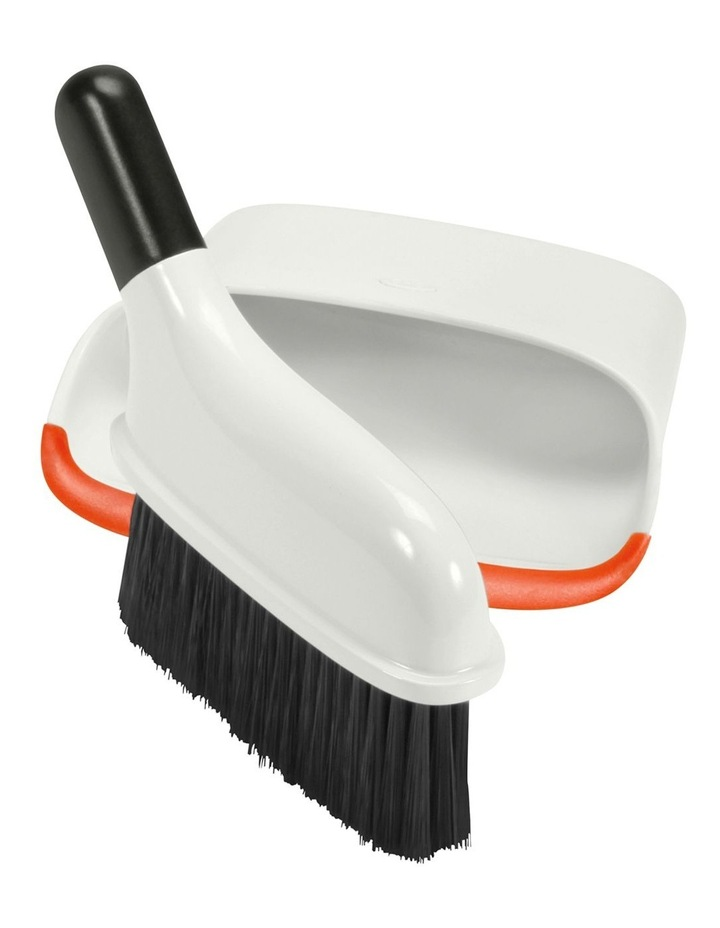 Good Grips Compact Dustpan & Brush set image 4