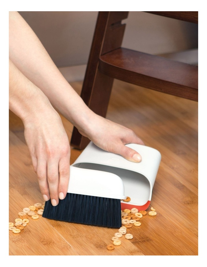 Good Grips Compact Dustpan & Brush set image 5
