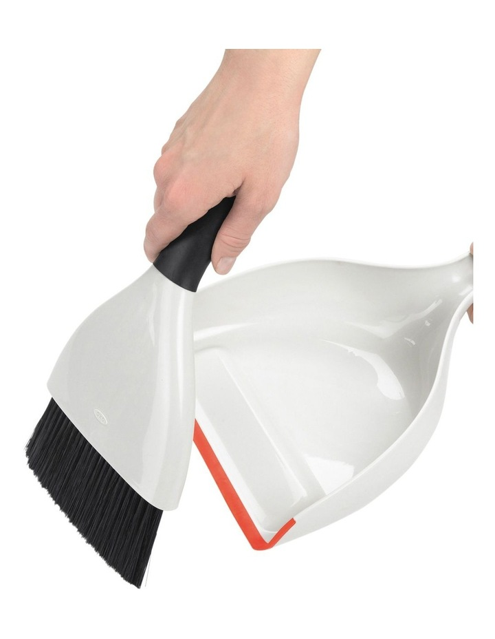 Good Grips Dustpan & Brush Set image 1