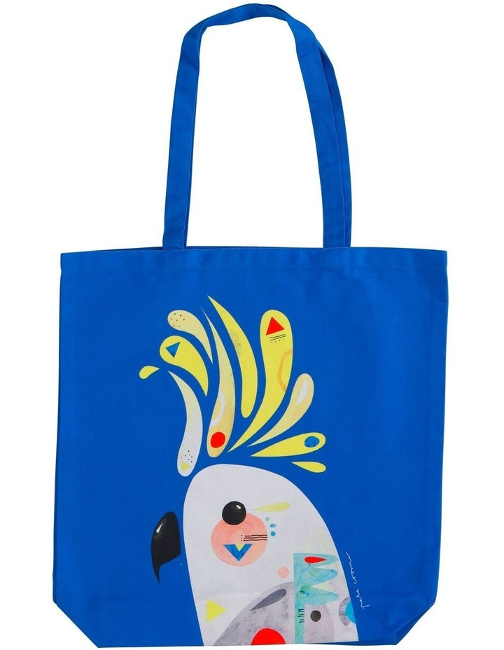 Pete Cromer Tote Bag 41x42cm Cockatoo image 1
