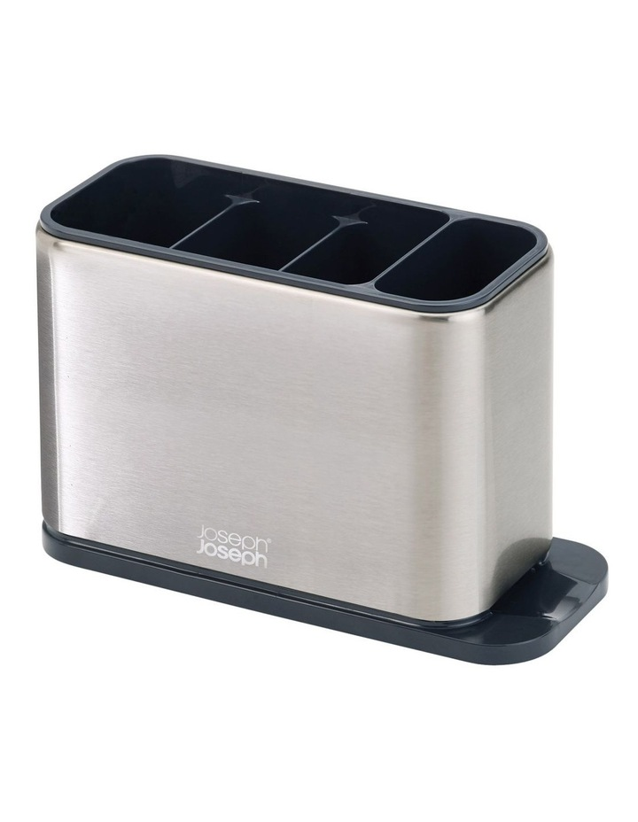 Surface Stainless Steel Cutlery Drainer image 2