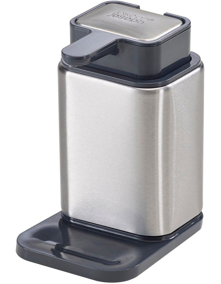 Surface Stainless Steel Soap Pump image 1