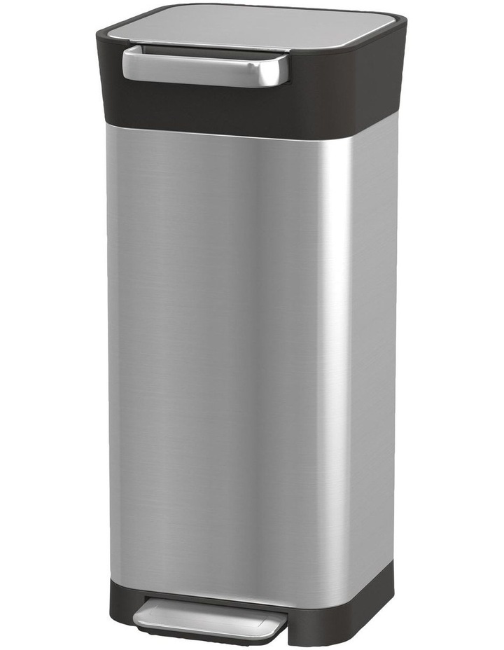Titan Trash Compactor Stainless steel- 20L image 1
