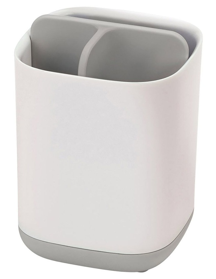 EasyStore Toothbrush Caddy - Grey/White image 2