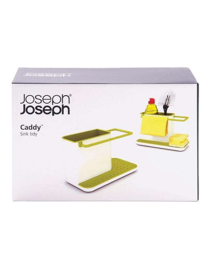 Caddy Sink Organiser-White / Green image 1