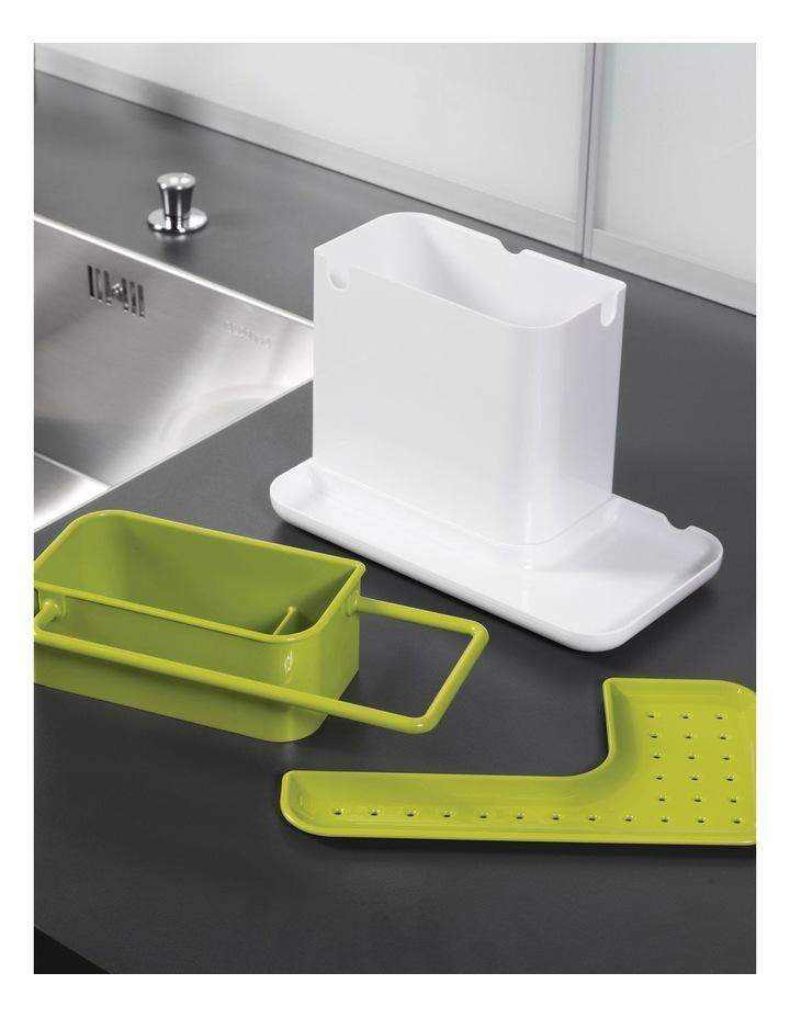 Caddy Sink Organiser-White / Green image 2