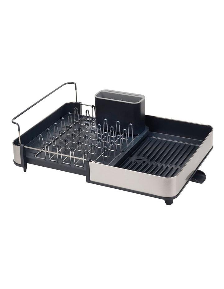 Extend Steel Dish Rack - Grey image 1