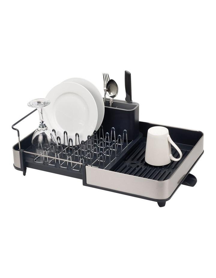 Extend Steel Dish Rack - Grey image 2