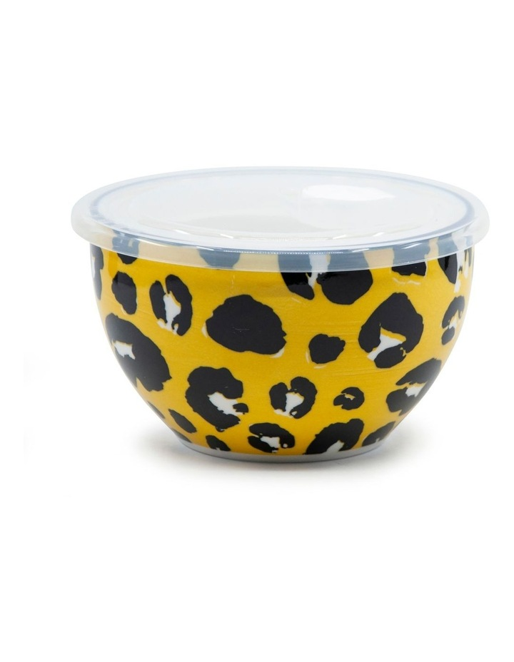 Lunch2Go Bowl with Lid 15x9cm - Yellow image 1