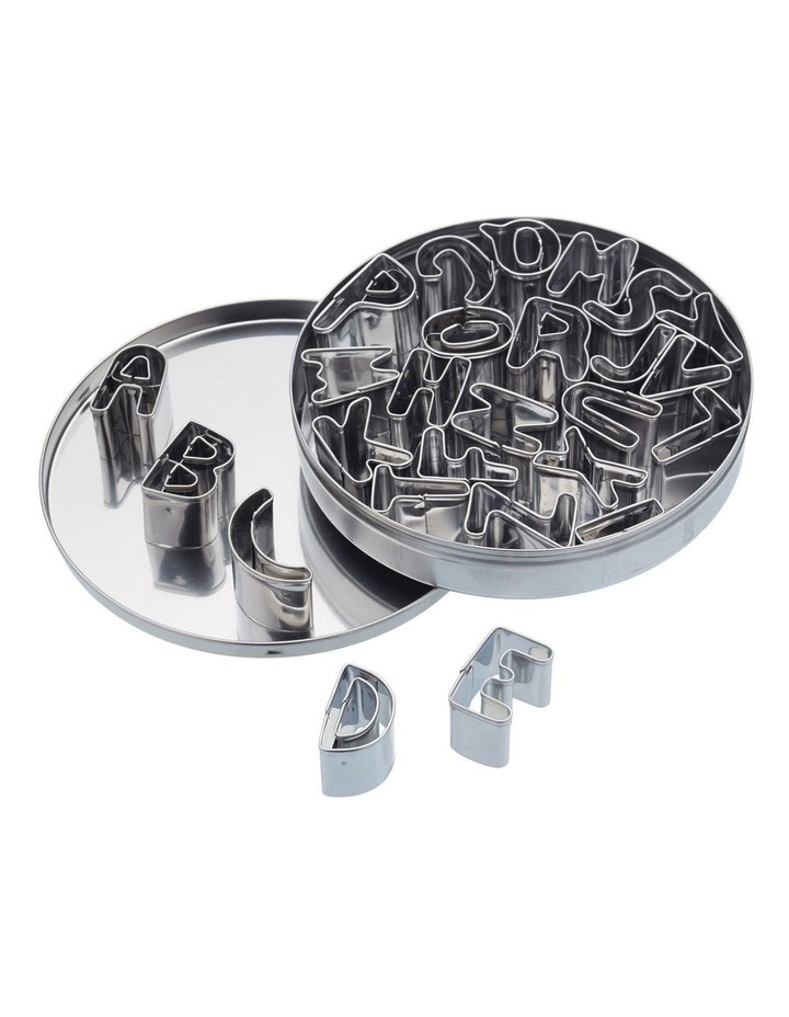 Alphabet Cookie Cutters 26pc Set image 1
