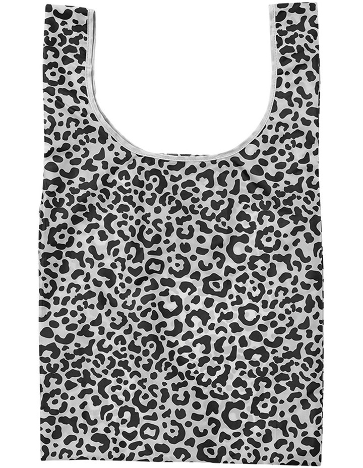 Eco Recycled PET Leopard Print Shopping Bag image 1