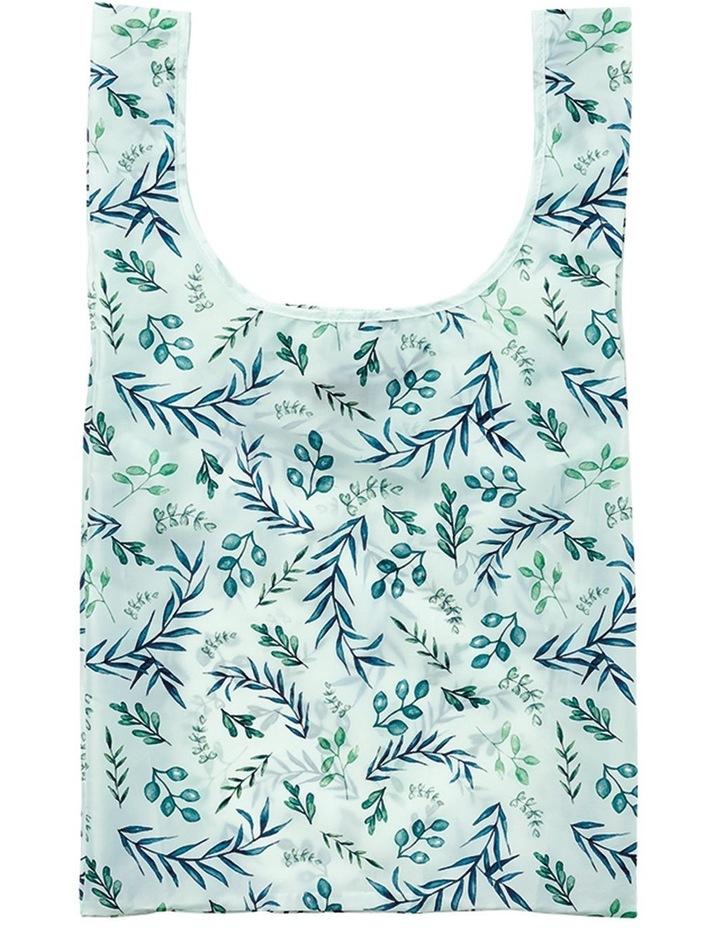 Eco Recycled PET Greenery Shopping Bag image 1