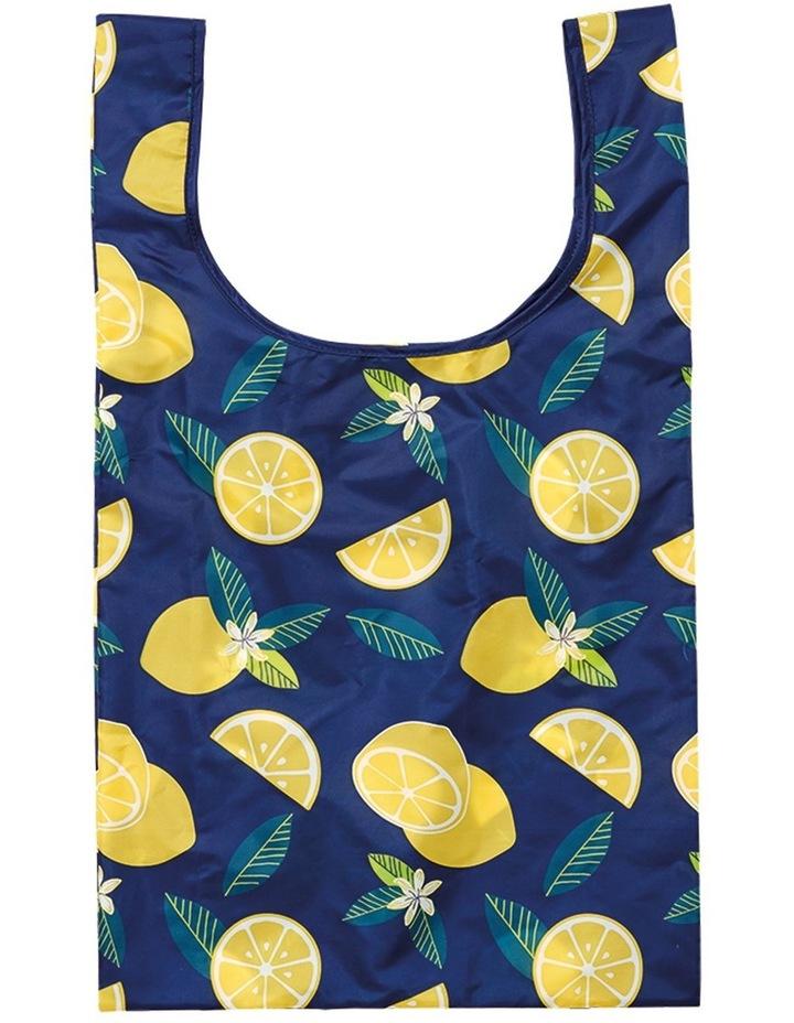 Eco Recycled PET Lemons Shopping Bag image 1