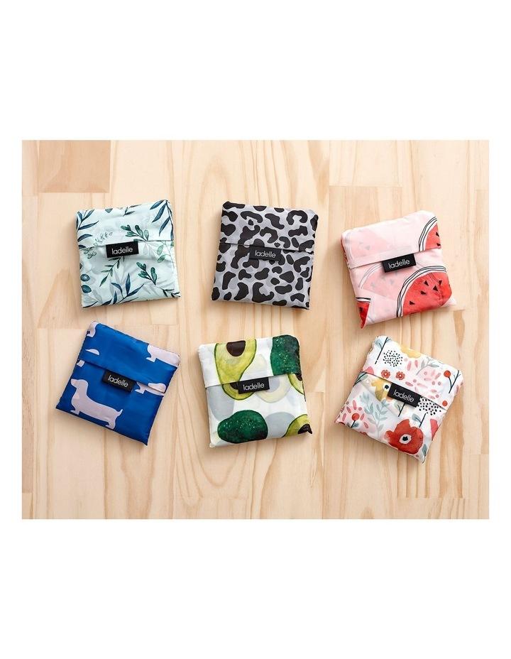 Eco Recycled PET Lemons Shopping Bag image 3