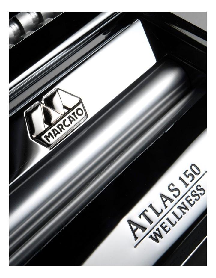 Atlas Wellness 150 Pasta Machine in Black image 1