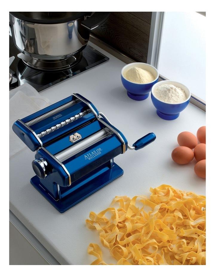 Pasta Machine Atlas Wellness 150  Blue image 3