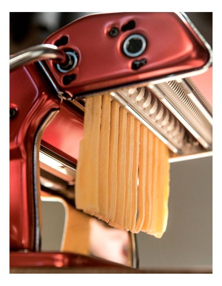 Atlas Wellness 150 Pasta Machine in Red image 2