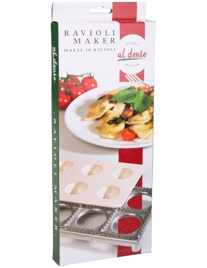10 Cup Large Ravioli Maker in White image 3