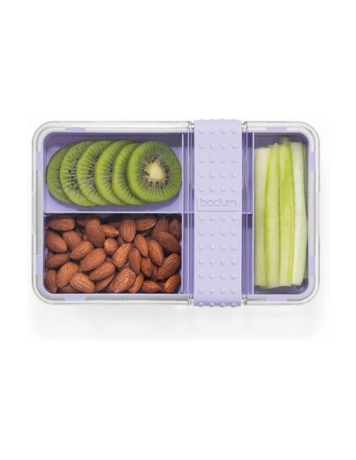 Bistro Lunch box with cutlery - Verbena image 2