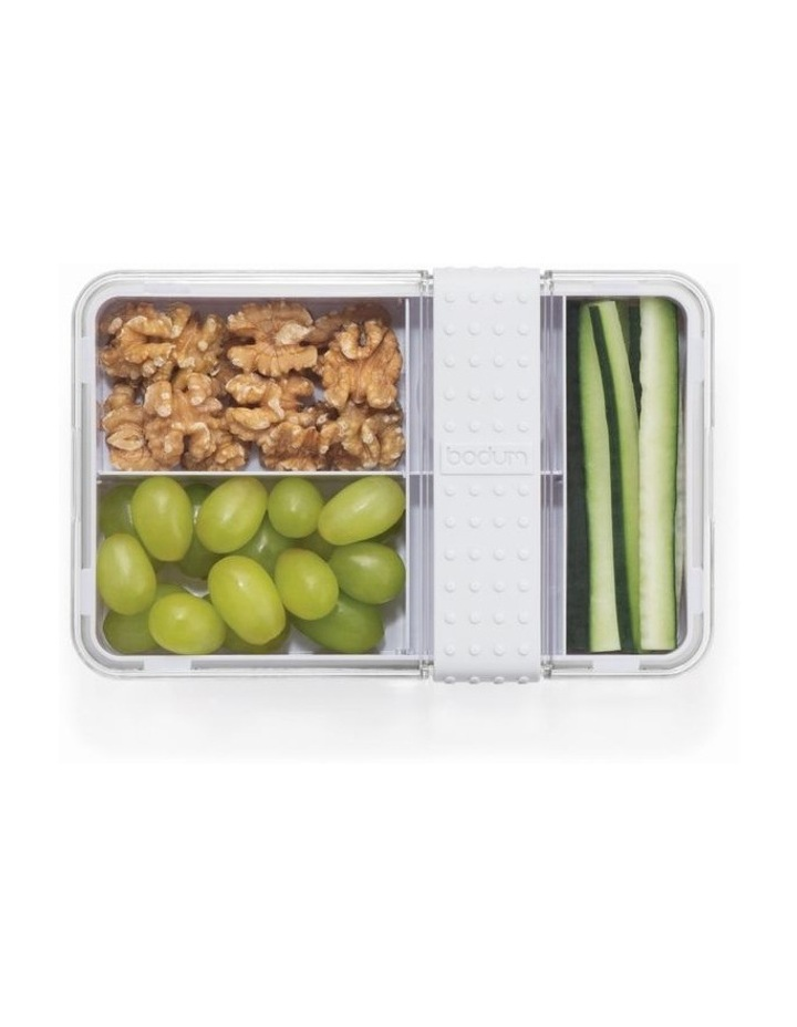Bistro Lunch box with cutlery - Shadow image 2