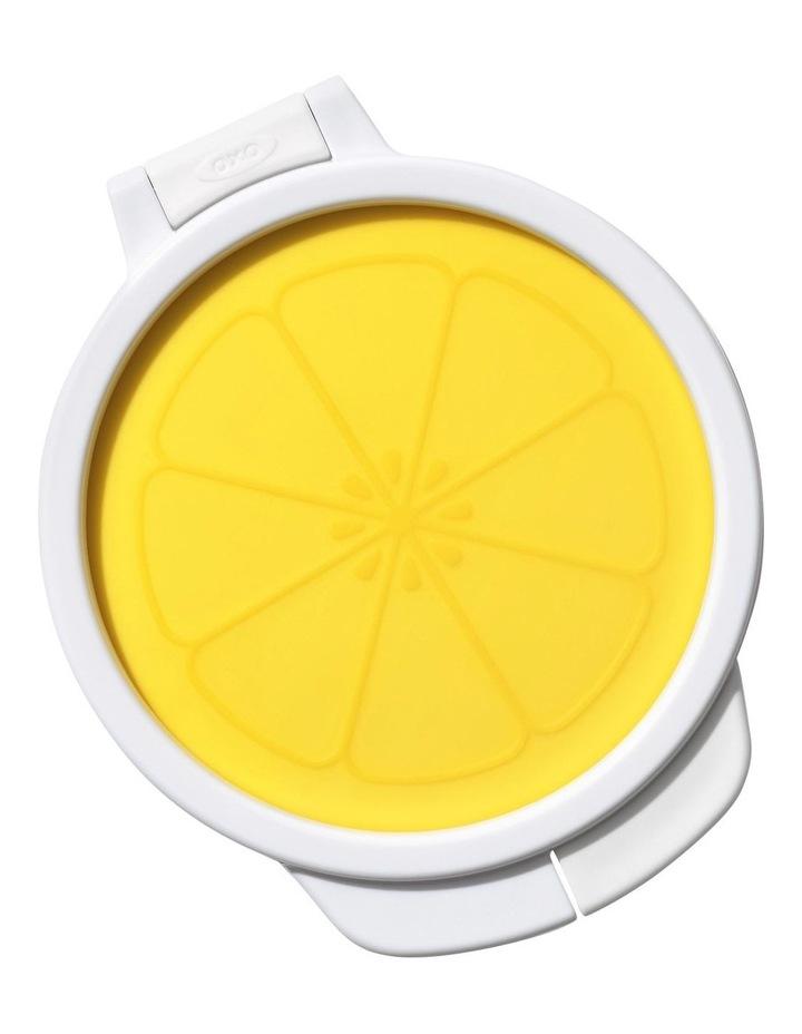 Good Grips Cut & Keep Silicone Lemon Saver image 1