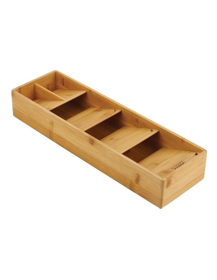 DrawerStore Bamboo Cutlery Organiser image 1