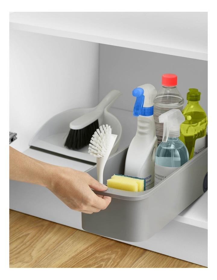 CupboardStore Easy-access Storage Caddy - Grey image 3