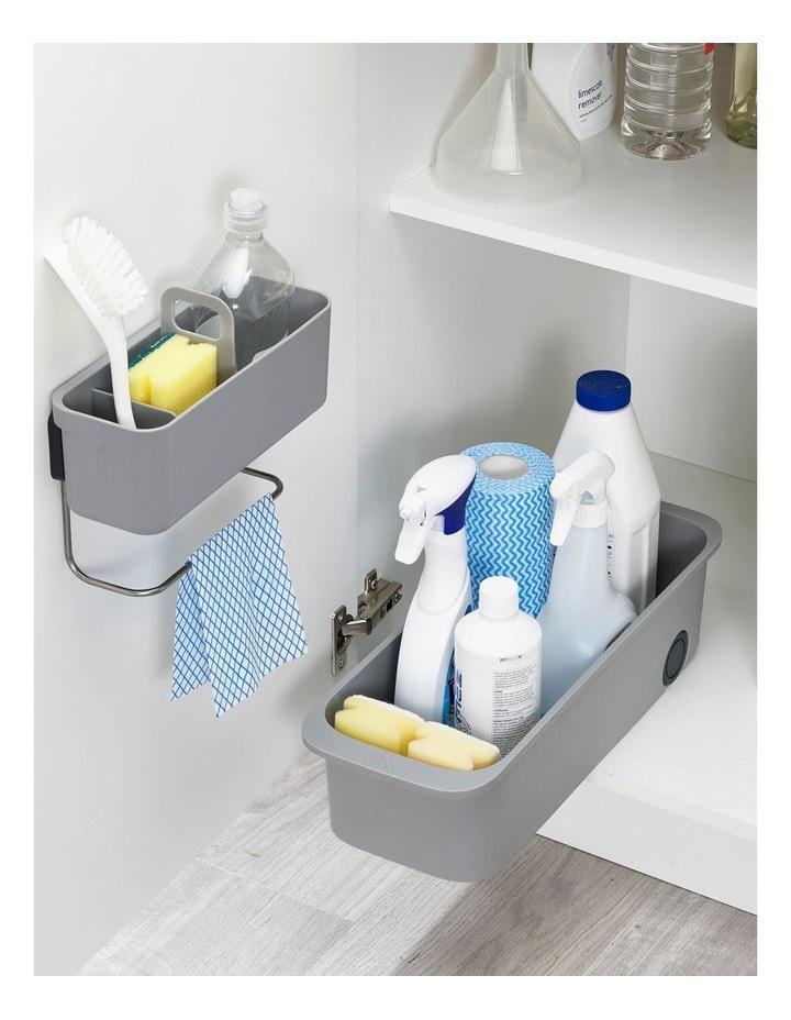 CupboardStore Easy-access Storage Caddy - Grey image 4