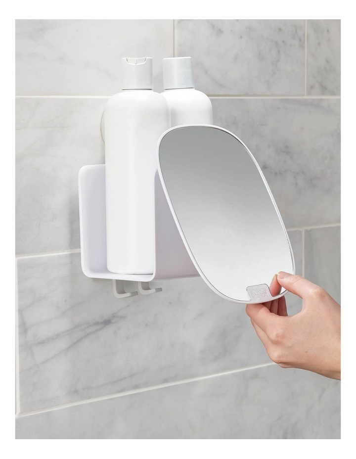 EasyStore Compact Shower Caddy - White image 2