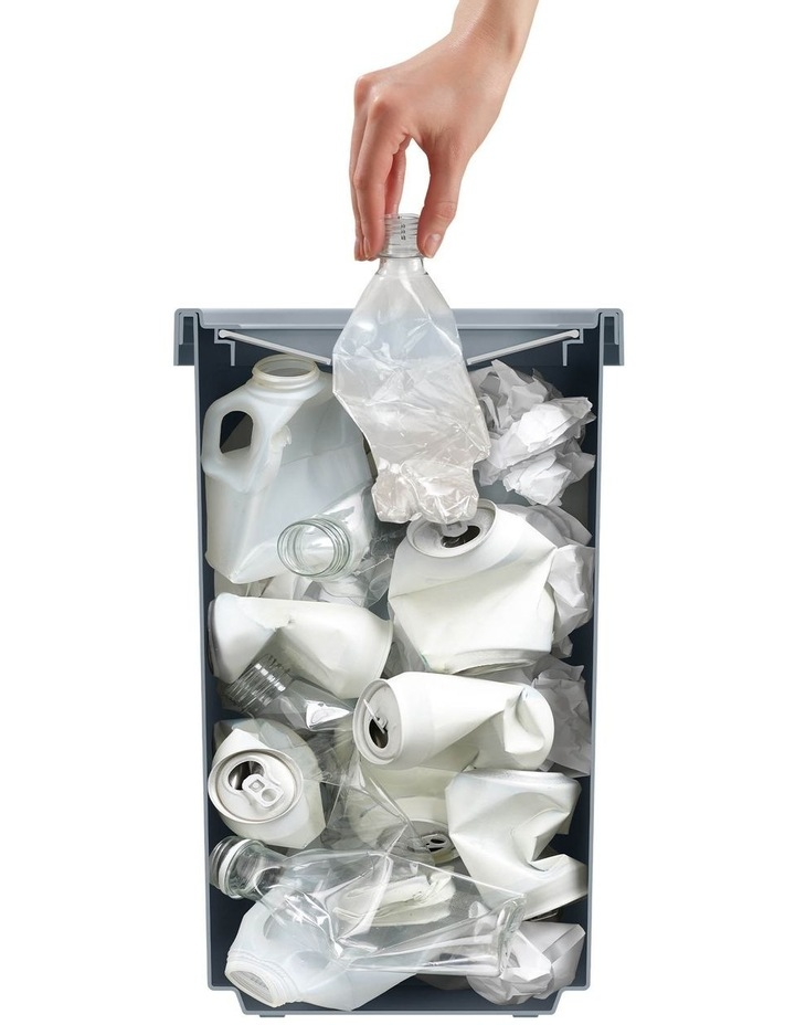 GoRecycle 46-litre Recycling Collector & Caddy Set image 6