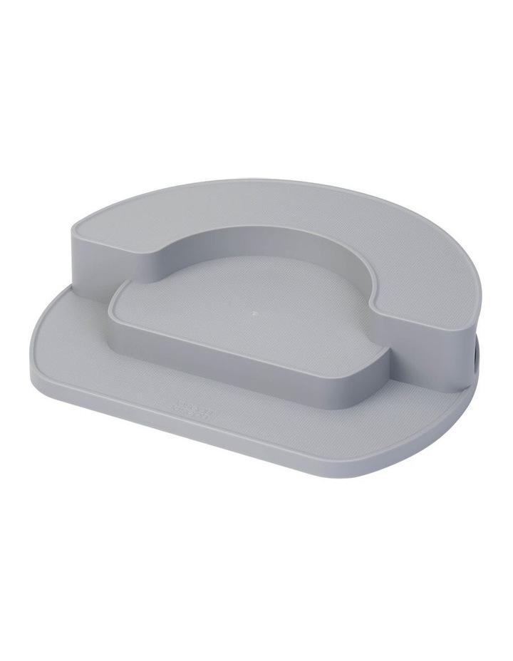 CupboardStore Rotating Organiser - Grey image 1
