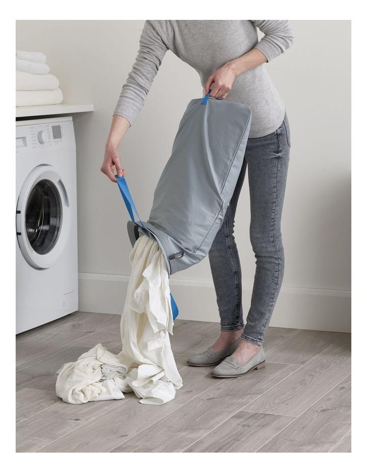 Tota 60-litre Laundry Separation Basket - Carbon Black image 4
