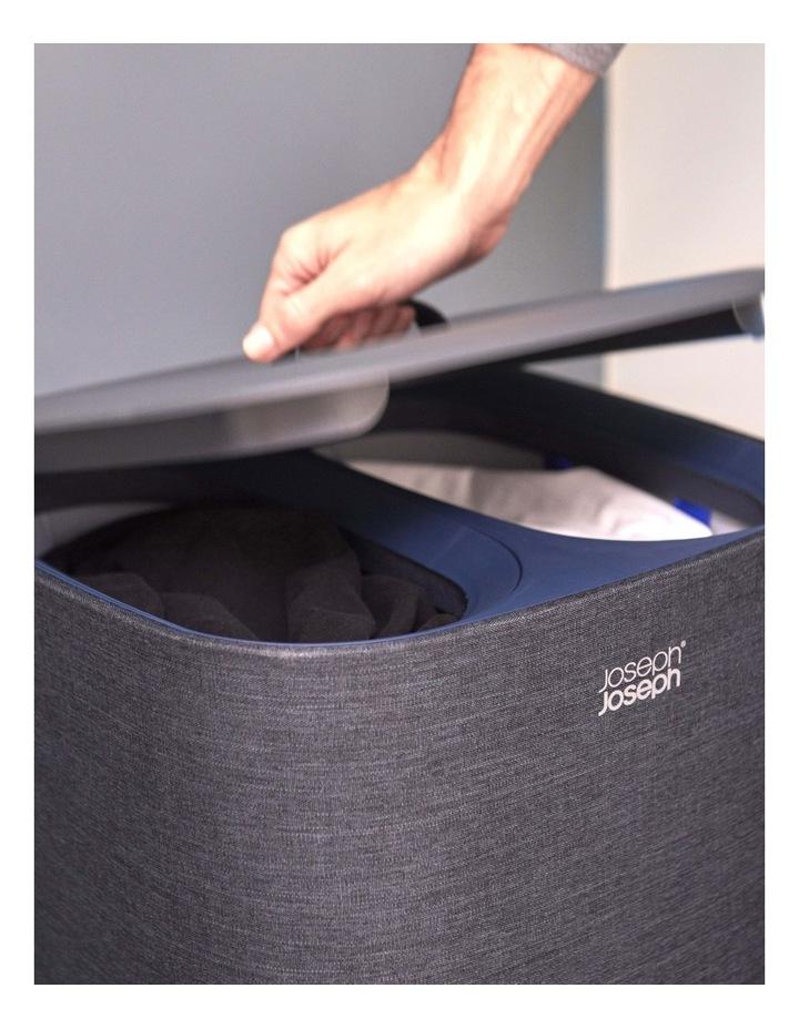 Tota 60-litre Laundry Separation Basket - Carbon Black image 5