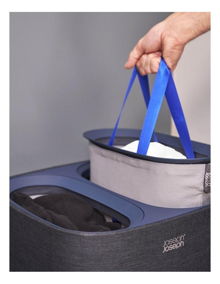 Tota 60-litre Laundry Separation Basket - Carbon Black image 6
