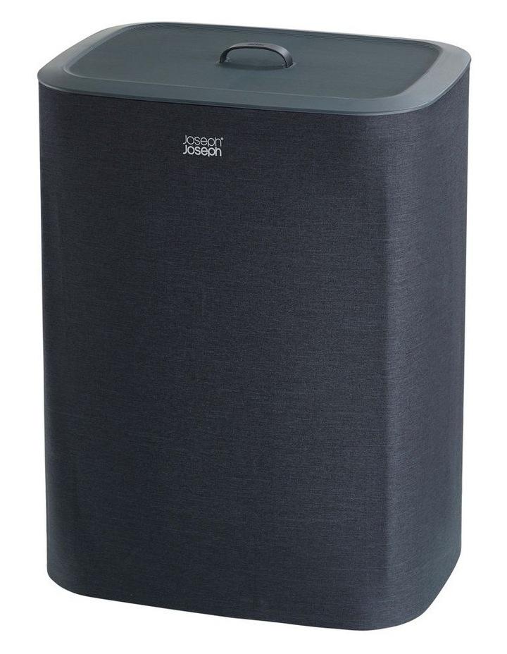 Tota 90-litre Laundry Separation Basket - Carbon Black image 1