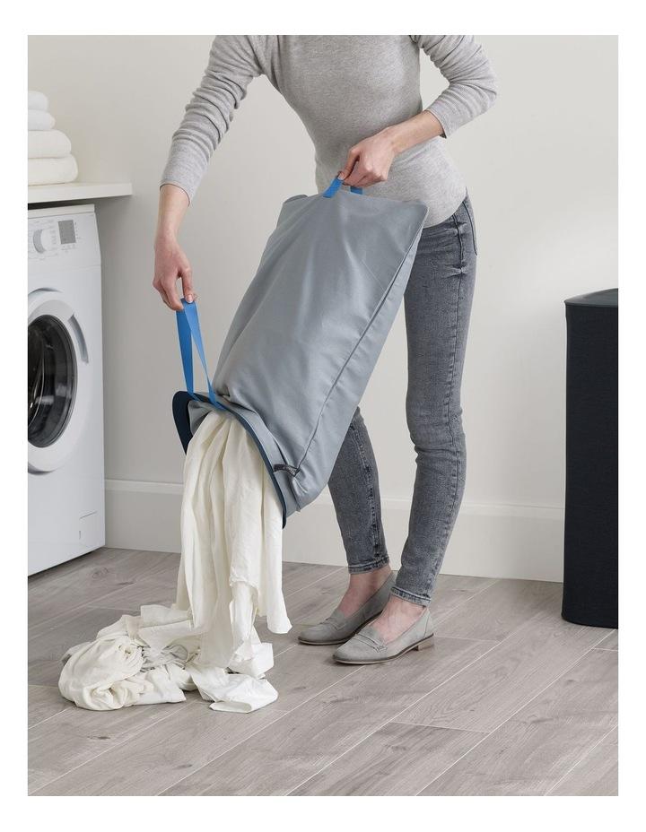 Tota 90-litre Laundry Separation Basket - Carbon Black image 5