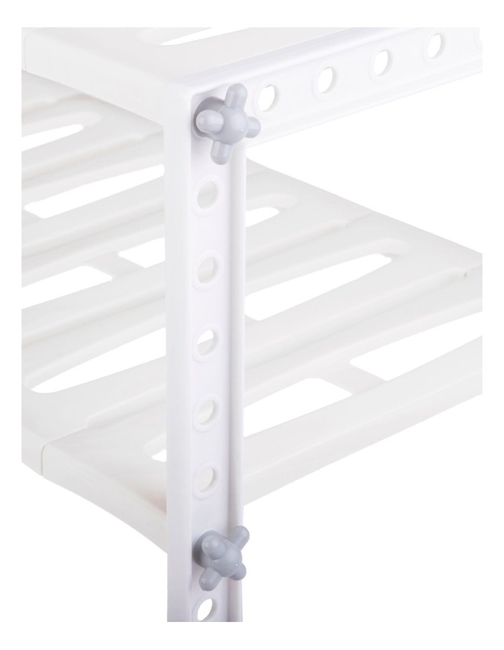 Expandable Under Sink Shelf Organiser image 3