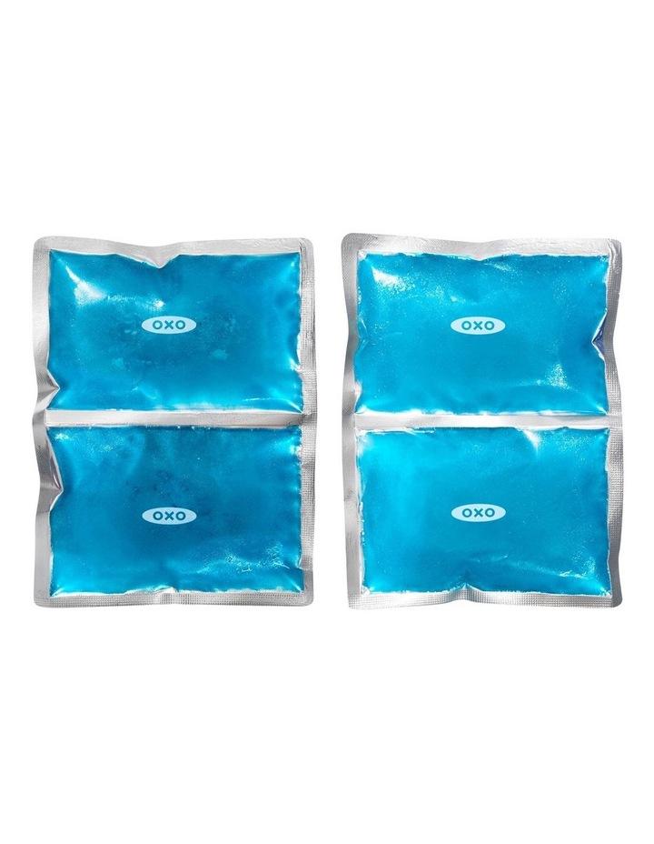 Prep & Go Reusable Ice Pack Set image 2