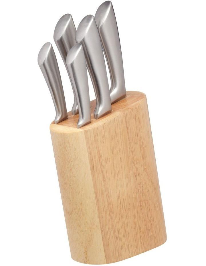 Cortes 5pc Knife Set image 1