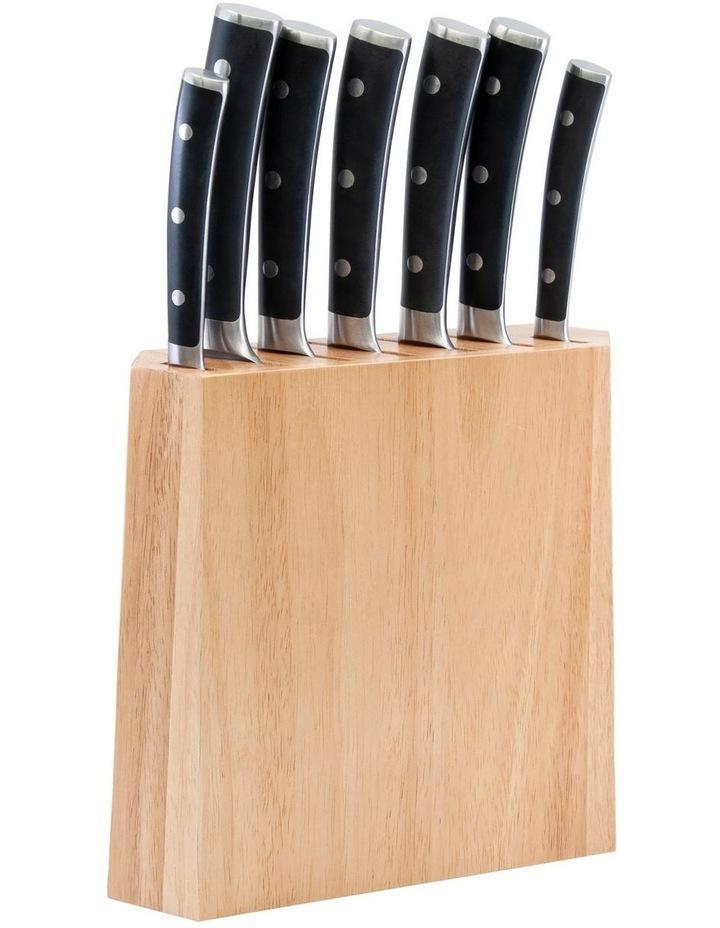 Strand Angled Knife Block Set - 8 Piece image 2
