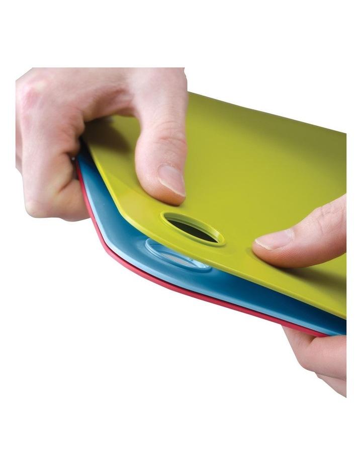Pop Plus  Multicolour Chopping Mats -Set of 3 image 2