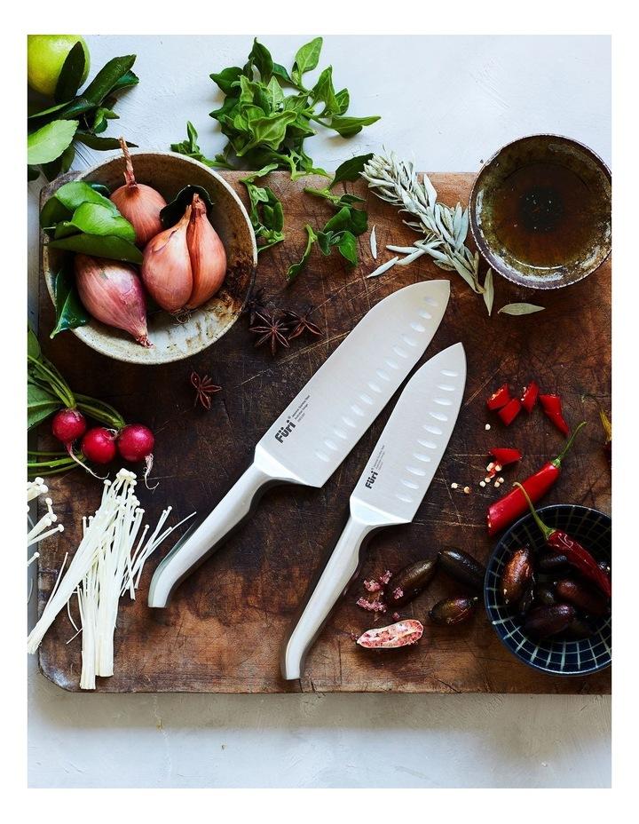 East West 2 Piece Santoku Knife Set image 2
